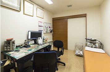 第一診察室の様子
